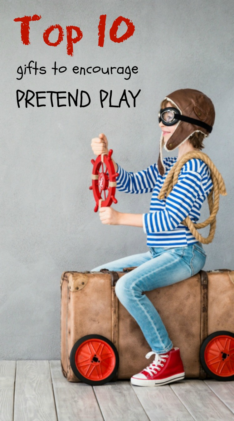 Top 10 Gifts for Pretend Play; www.makeoversandmotherhood.com