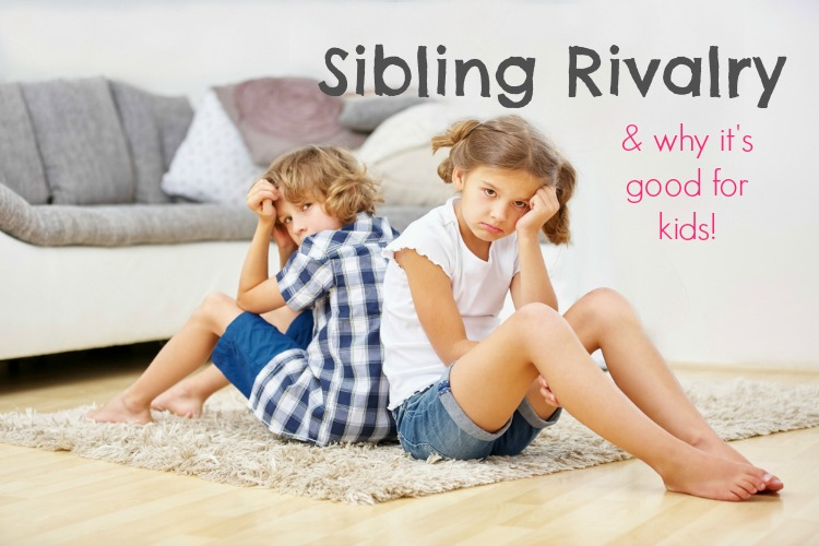 Sibling Rivalry; www.makeoversandmotherhood.com