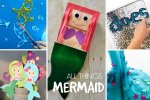 Mermaids; www.makeoversandmotherhood.com