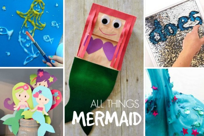 All Things Mermaid