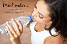 Drink Water… 11 Reasons to Consume More H2O