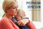 Postpartum Depression: What I wish I knew