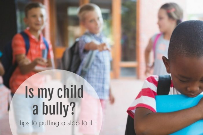 Is My Child a Bully?