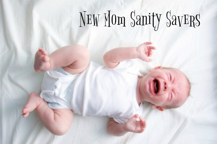 New Mom Sanity Savers; www.makeoversandmotherhood.com