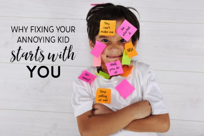Why Fixing Your Kid Starts with YOU