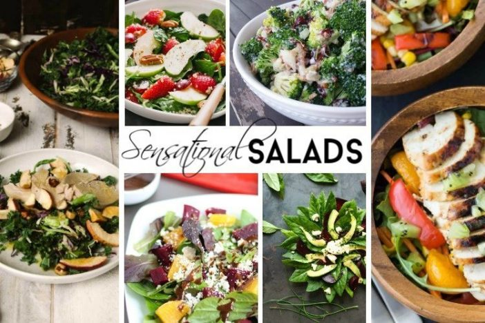 24 Sensational Salad Ideas