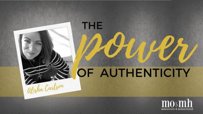 Authenticity slide presentation