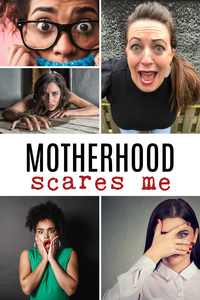 Scared moms