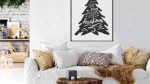 Very Merry Christmas printable